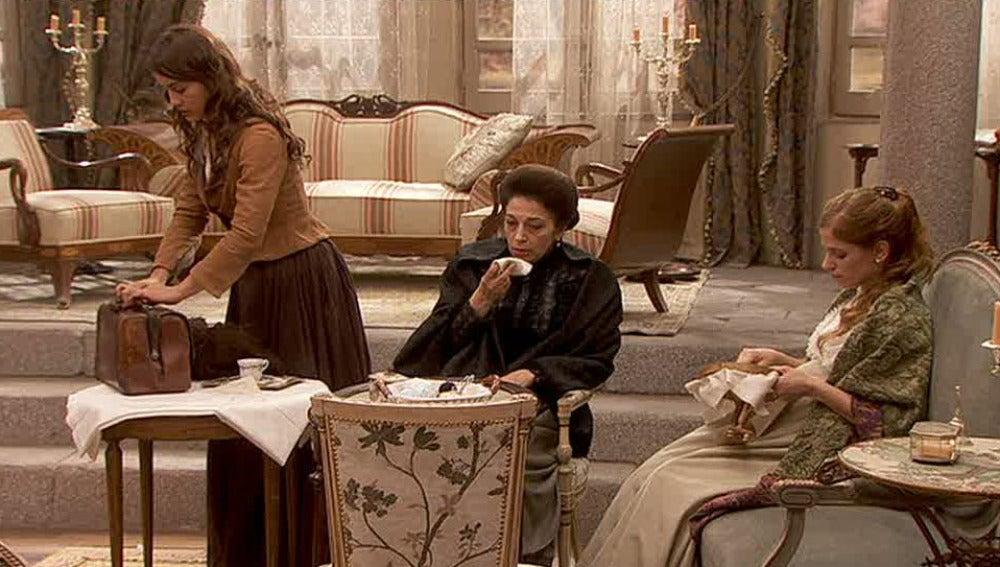 Francisca, enferma pide ayuda a Pepa