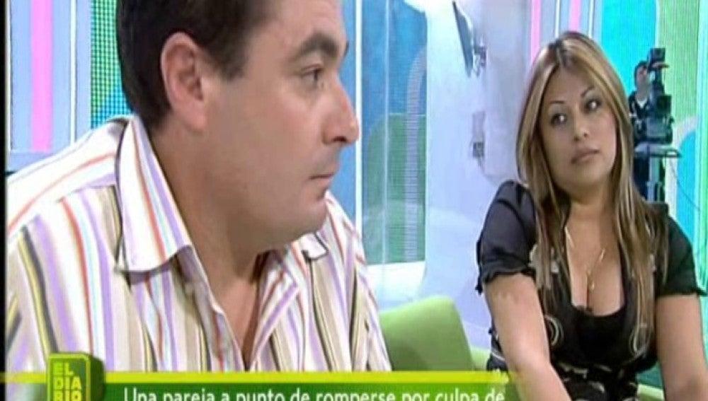 Yolanda y Paco en El Diario