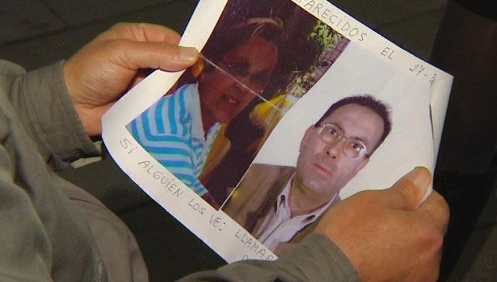 Detenido por la desaparición de su esposa y su cuñado