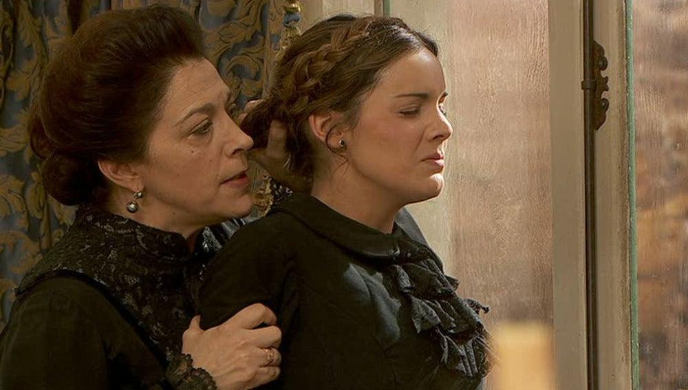 Francisca castiga a Soledad con la partida de los Castañeda