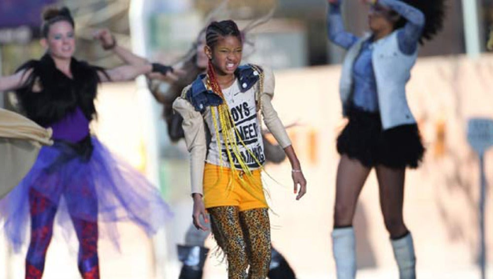 Nuevo videoclip de Willow Smith