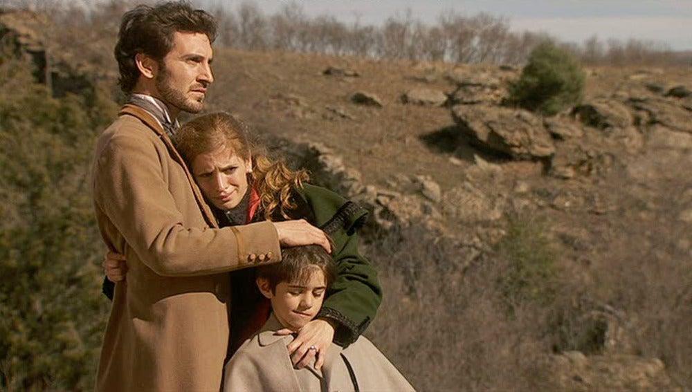 Tristán y Pepa salvan a Angustias