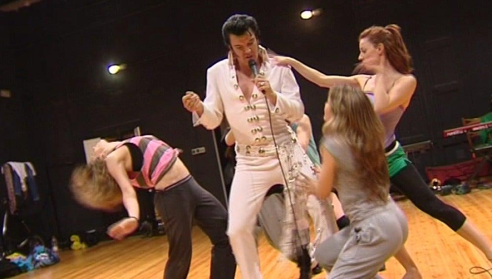 El mejor imitador de Elvis Presley
