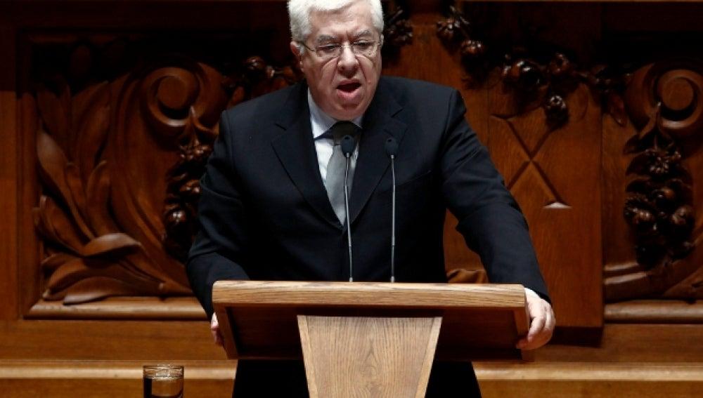 Fernando Teixeira, Ministro de Finanzas Portugues