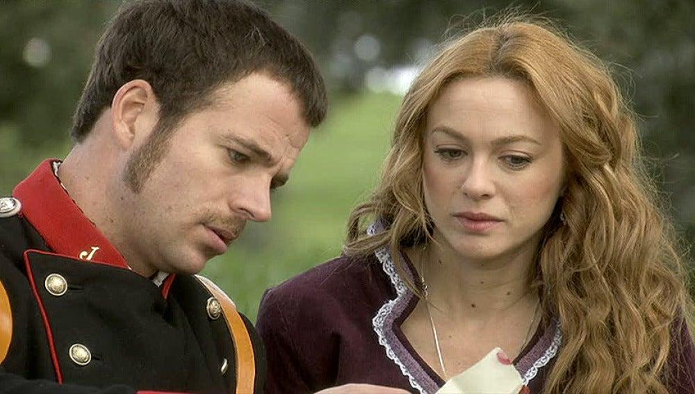 Sara revela su secreto a Miguel