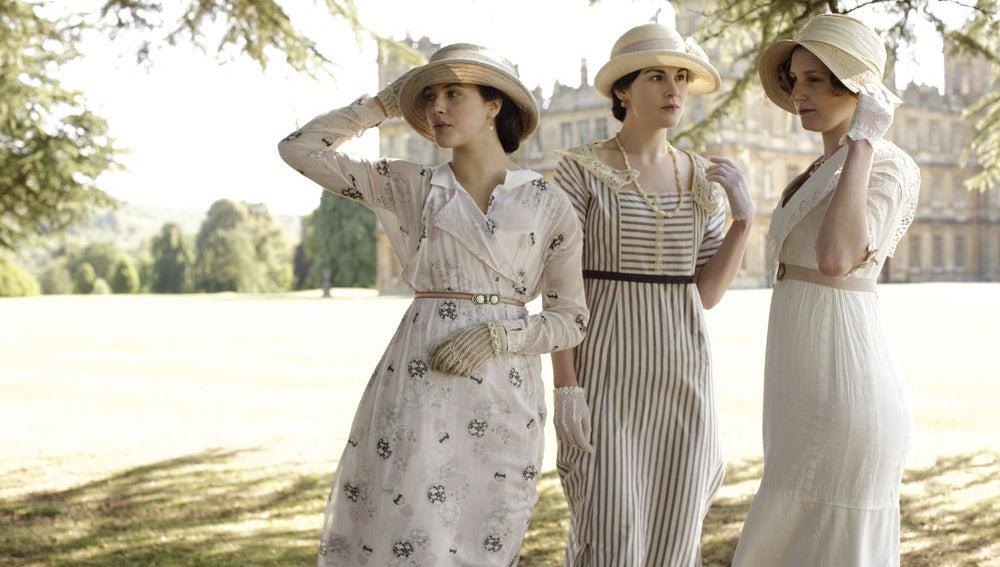 Sybil, Mary y Edith
