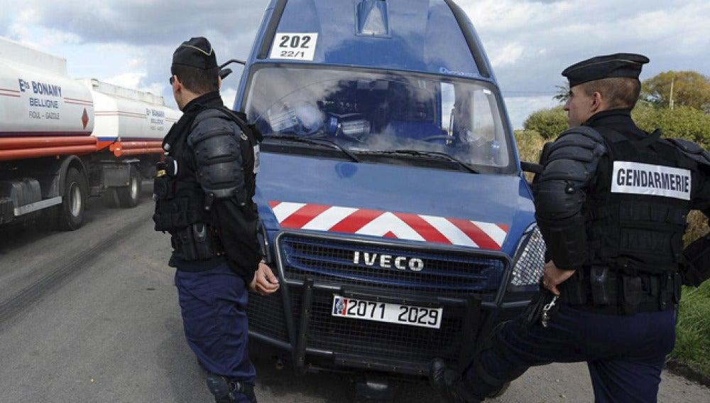 Gendarmería francesa