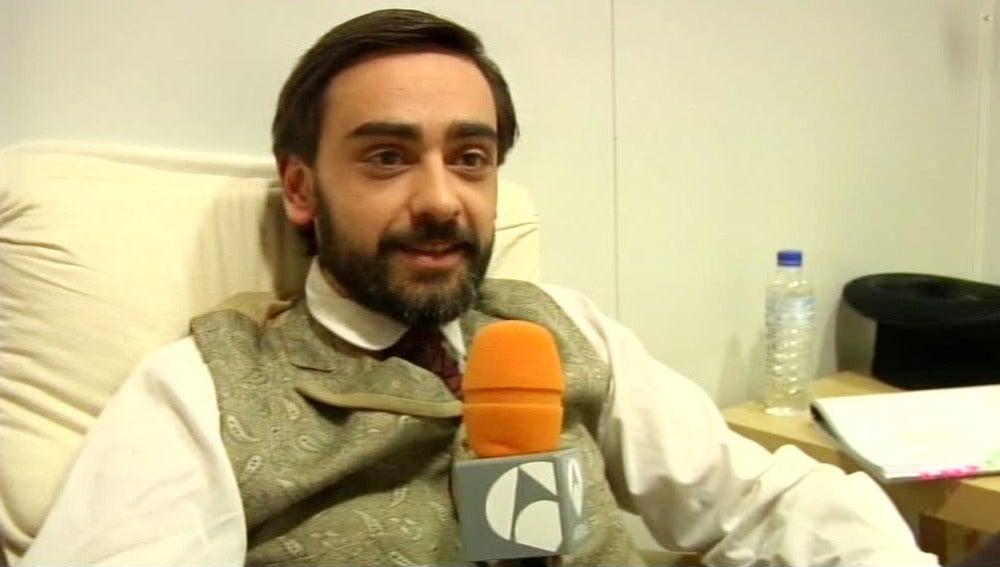 Entrevista con Xosé Barato