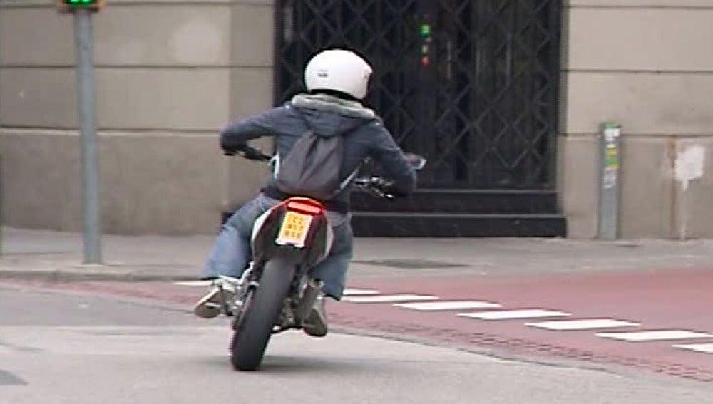 Los principales riesgos en motocicleta