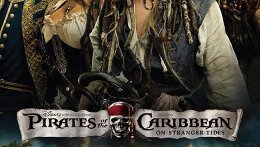 Los protagonistas en el nuevo cartel