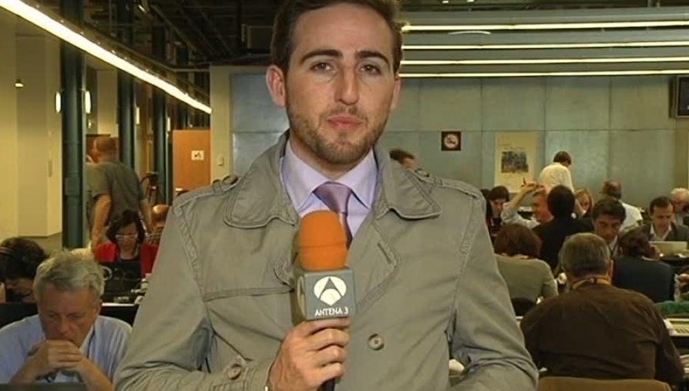 Guillermo Pascual desde Bruselas