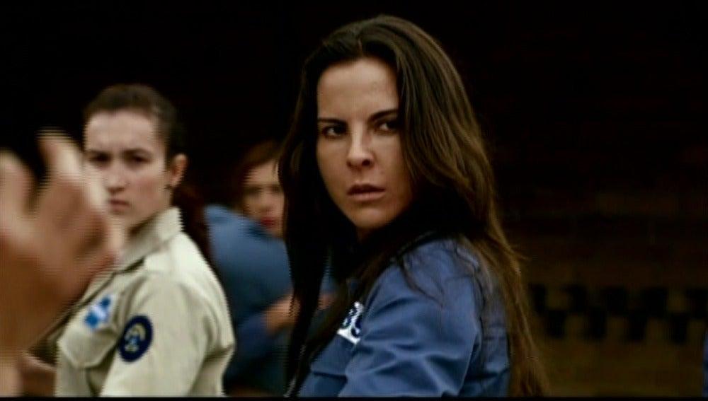 Teresa ingresa en prisión