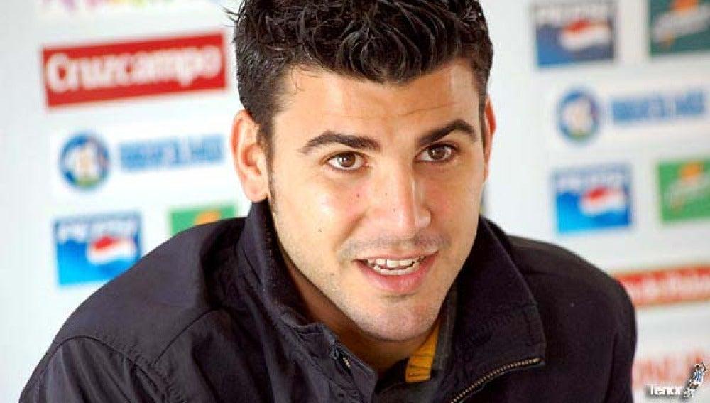 Braulio Nobrega, jugador del Zaragoza