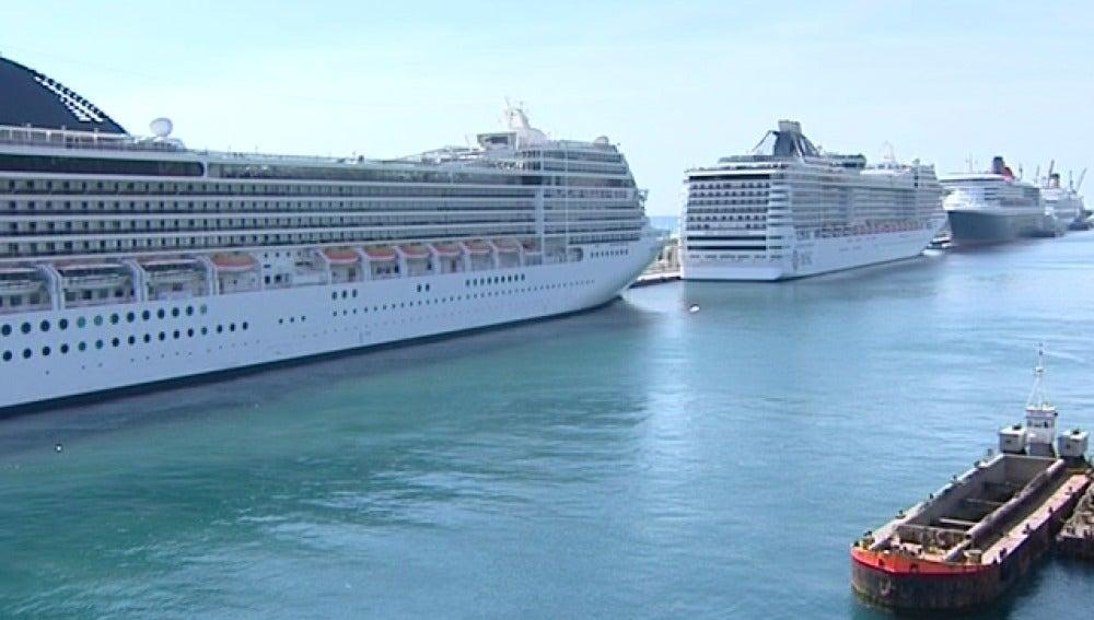 El turismo de cruceros remonta cuatro años después