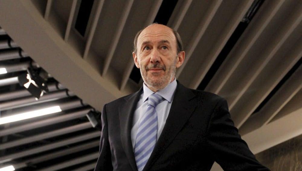 Alfredo Pérez-Rubalcaba