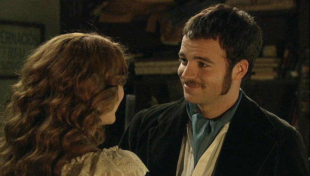 Sara y Miguel se juran amor eterno