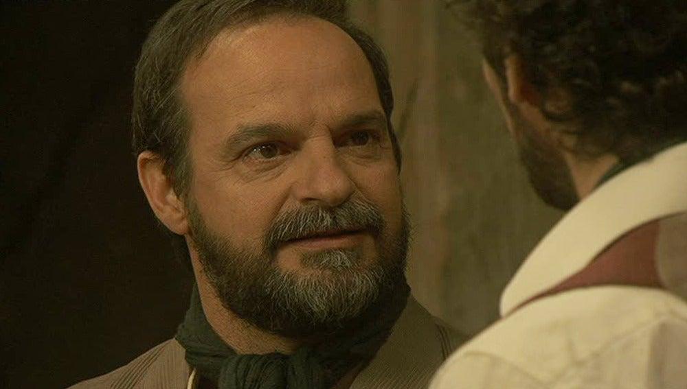 Raimundo se siente traicionado por Sebastián