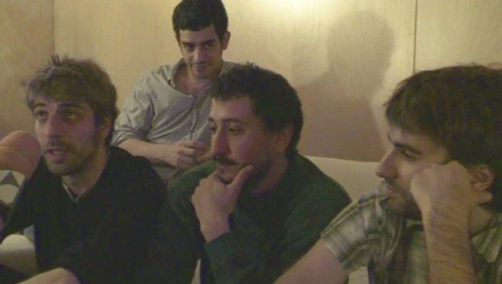 El grupo catalán Manel