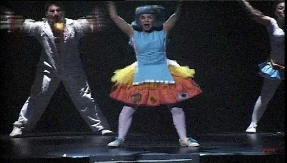 'Kalabaza de Pippa', musical para niños