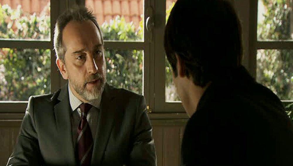 Roberto compartirá casa con Mateo