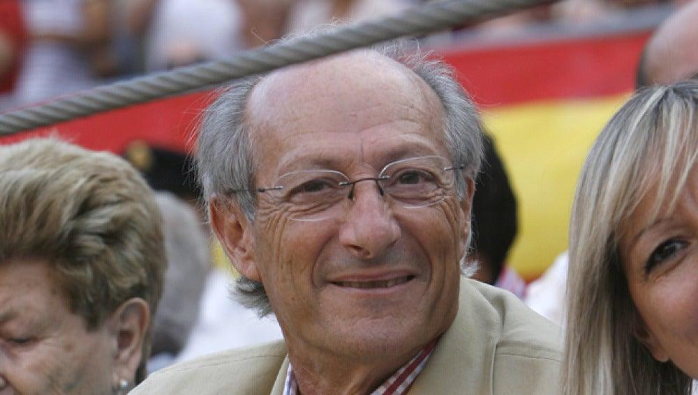El ganadero Juan Pedro Domecq
