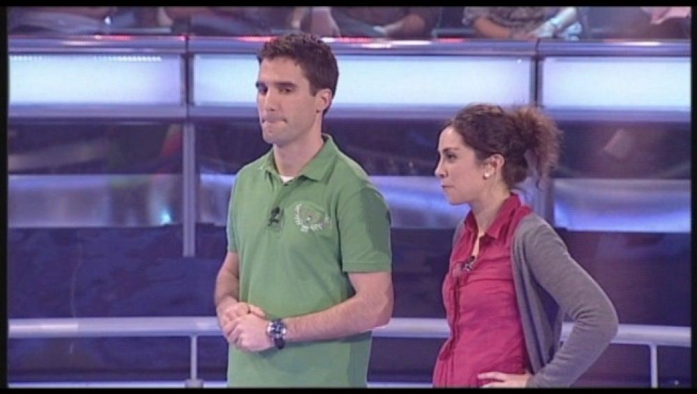 Aintzane e Iker responden la pregunta 5