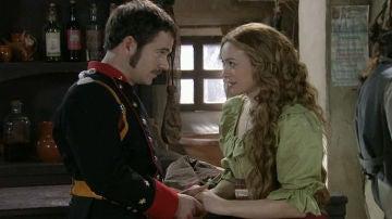 Sara se ofrece para ser la coartada de Roberto