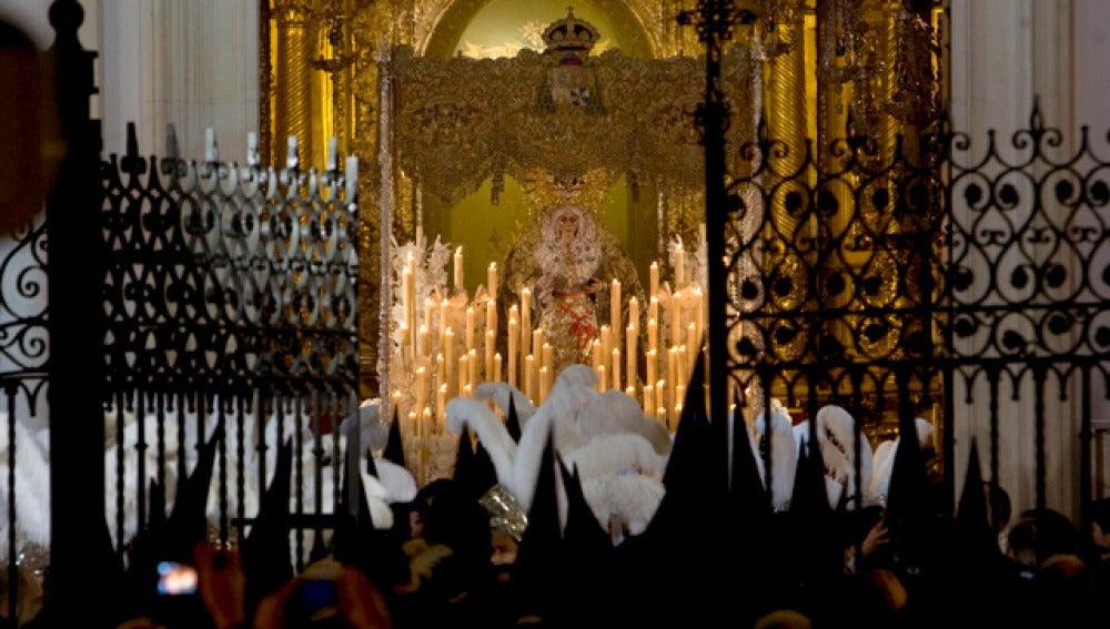 No hubo Madrugá en Sevilla