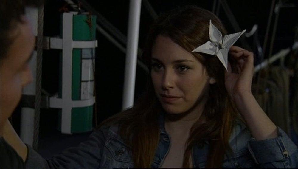 Ainhoa y Ulises tienen una cita