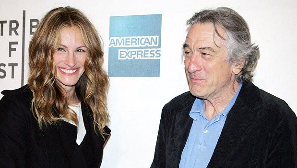 Julia Roberts y Robert de Niro