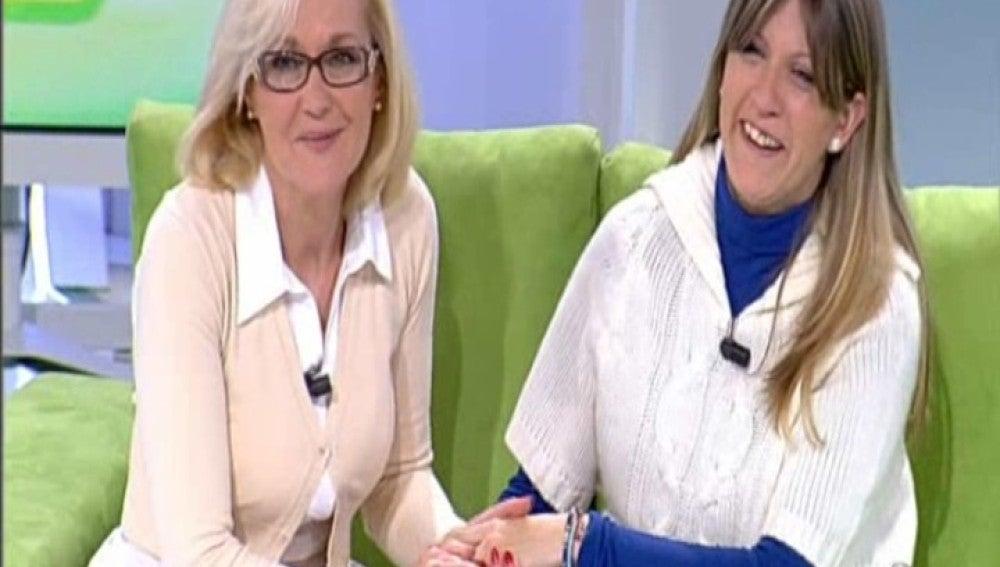 Esther y Guadalupe en El Diario