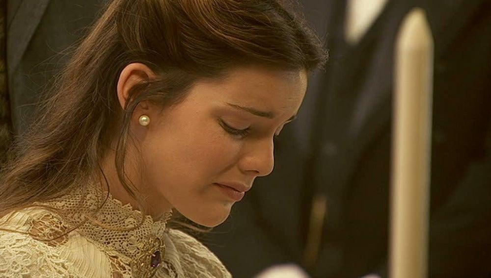 Soledad oficialmente se casará con El Marqués