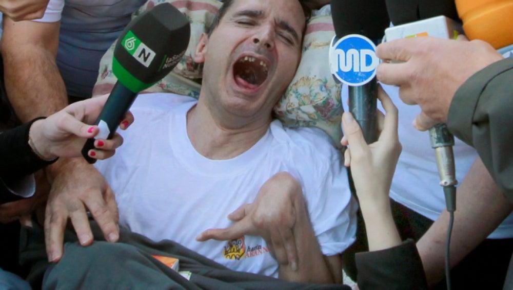Antonio Meño, el hombre que ha permanecido más de 21 años en coma