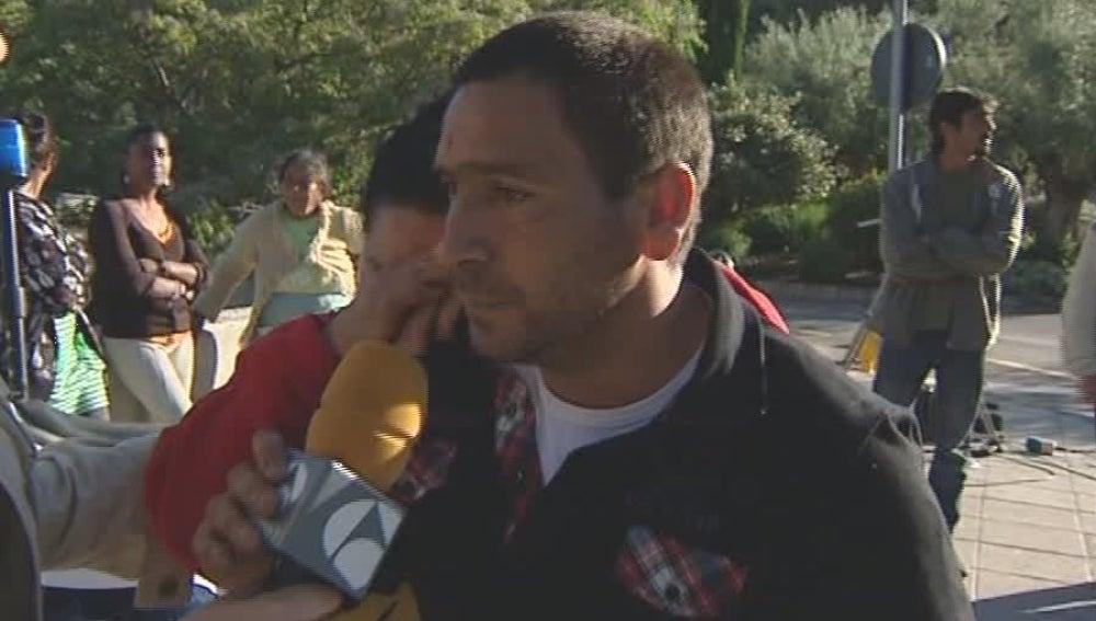 Los padres del menor fallecido en Granada