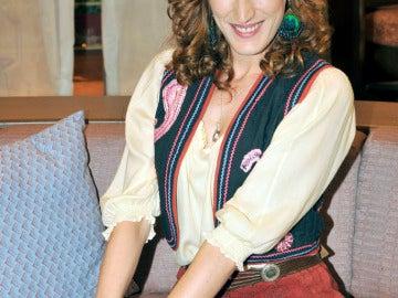 Cristina Alcázar es Candela