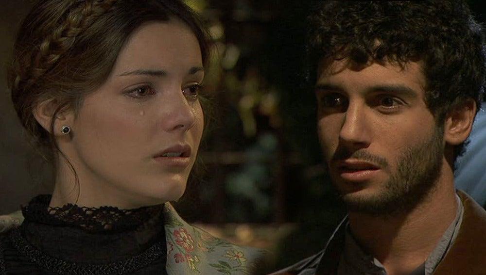 Soledad descubre que Juan está vivo