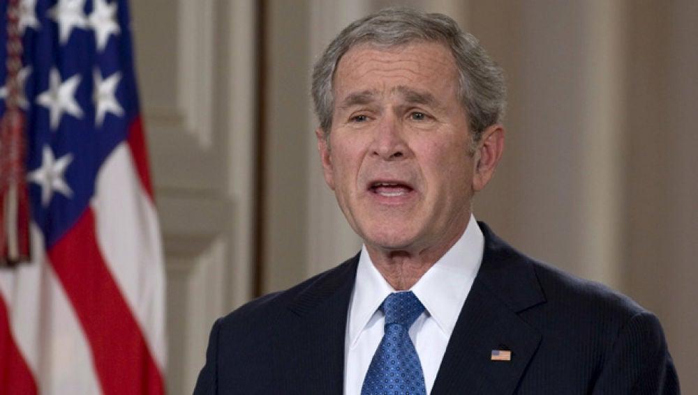 Bush en una imagen de archivo