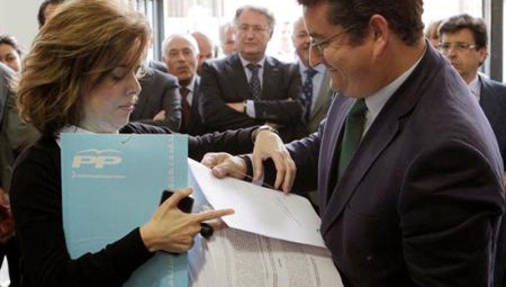 El PP denuncia los casos de EREs falsos en Andalucía