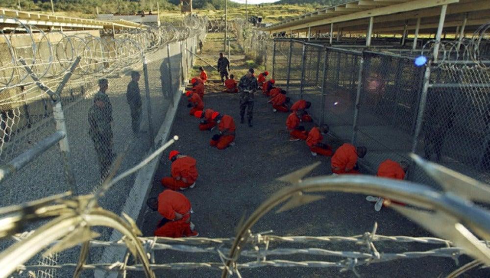 Imagen de la cárcel de Guantánamo