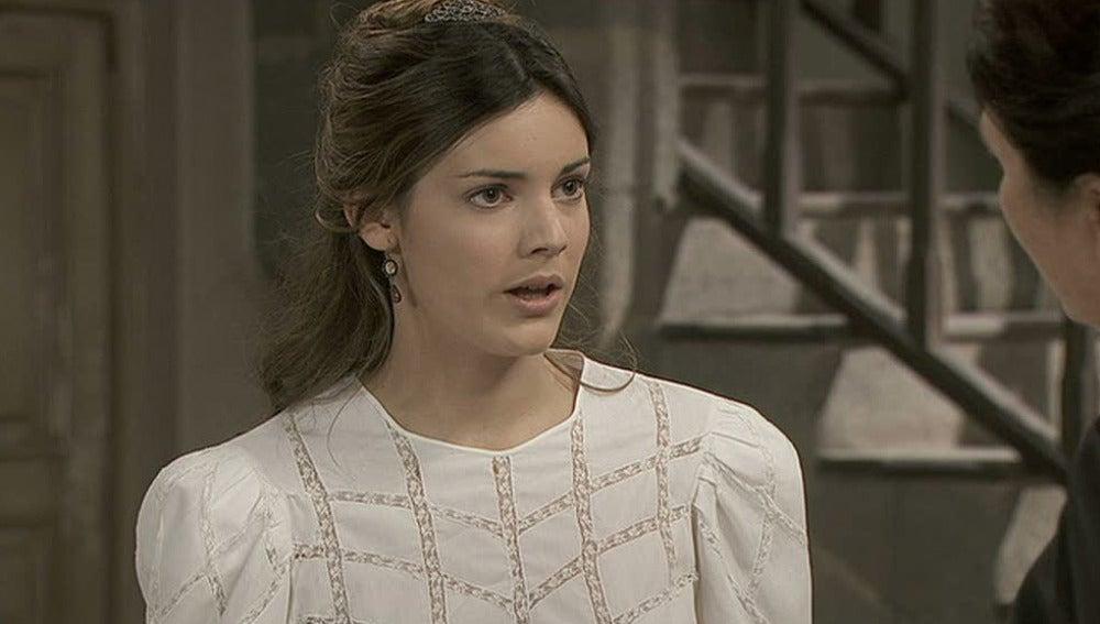 Rosario discute con Soledad