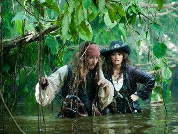 Preestreno de 'Piratas del Caribe 4'