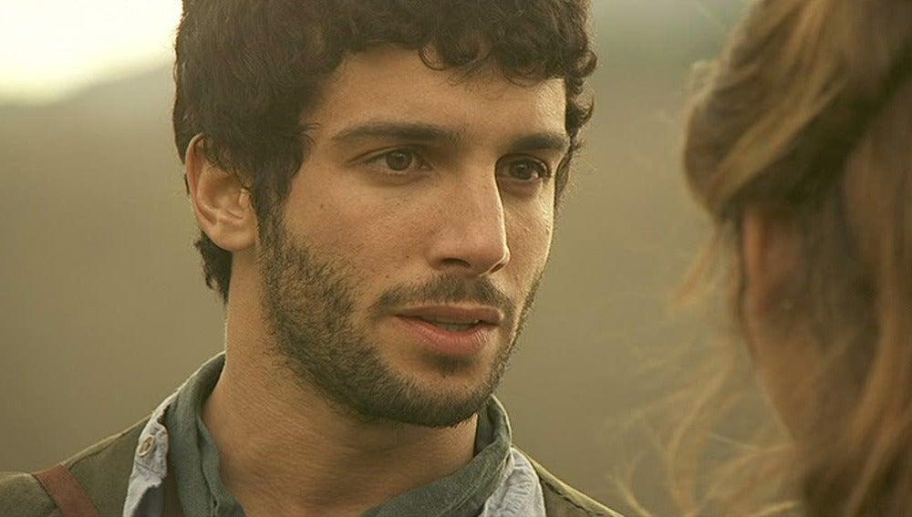 Juan no puede perdonar a Soledad