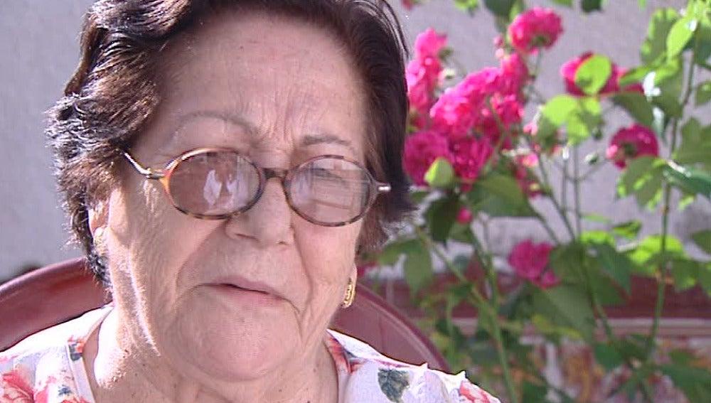 Agustina, víctima de un caso de bebé robado