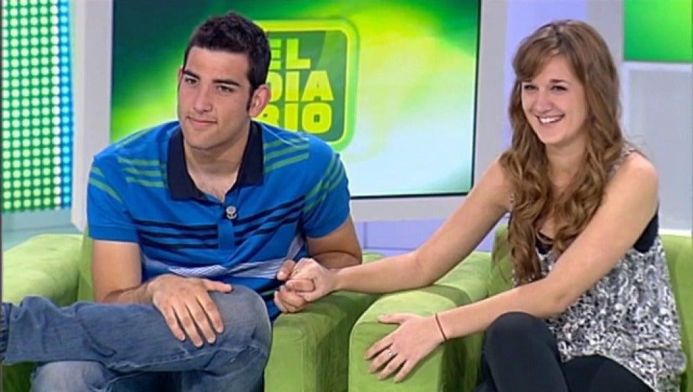 Federico y Gabriela en El Diario