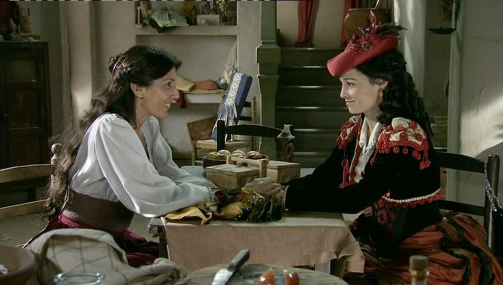 Eugenia echa de menos a Carmen