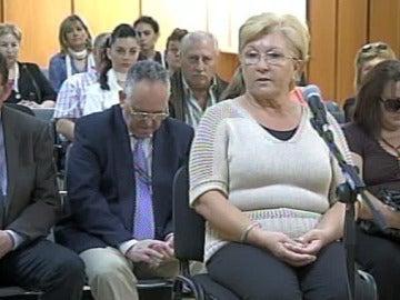 Remedios Torres, madre de María José Campanario