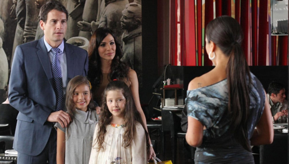 La familia de Teo Aljarafe