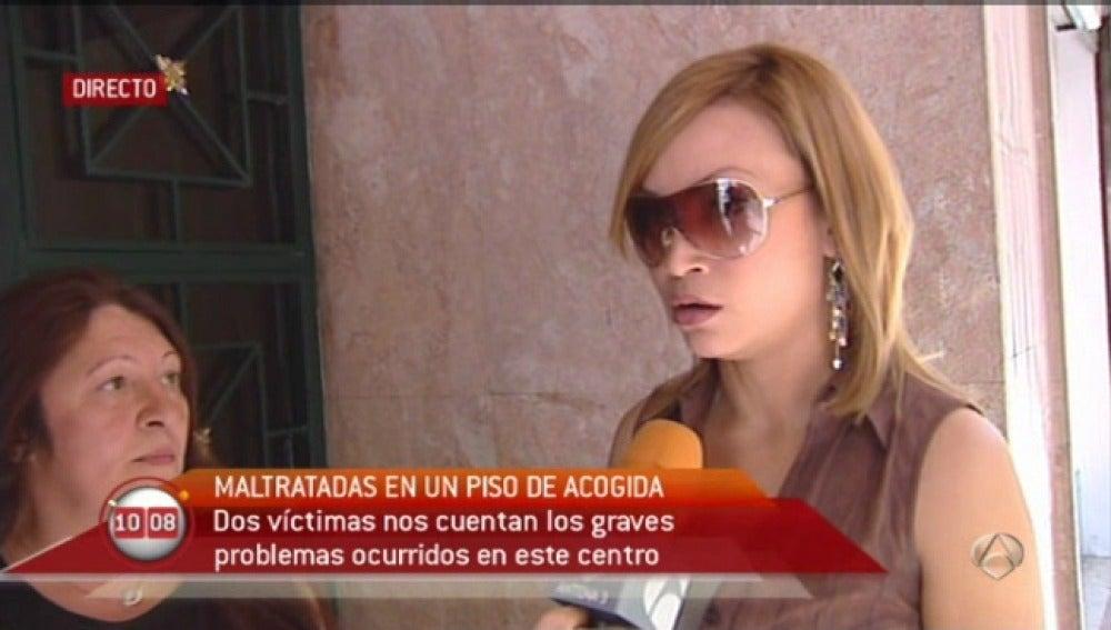 Agredidas en Palma