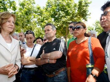 Elena Salgado visita Lorca
