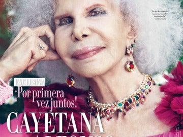 La portada de Vanity Fair